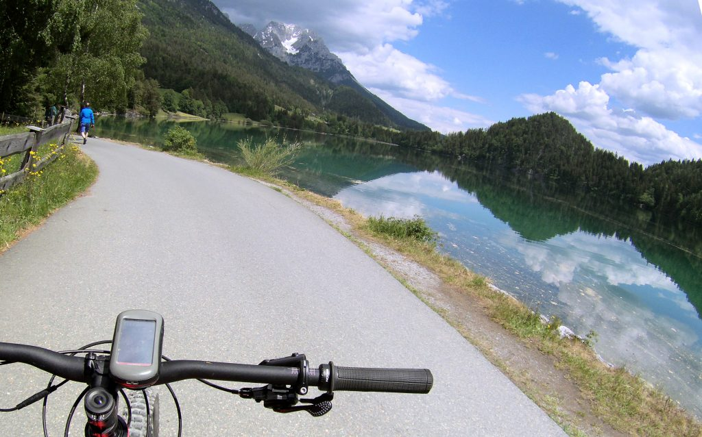 Söll – Hintersteinersee – Walleralm, E-Bike Tour