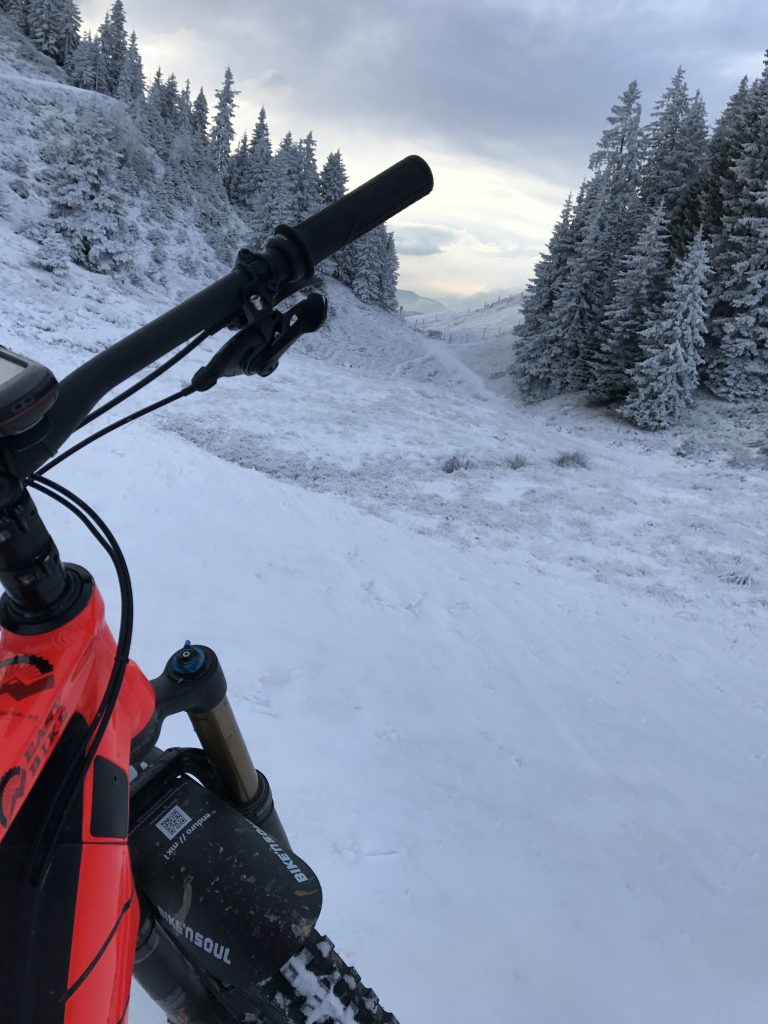 SnowBike Experience / E-MTB